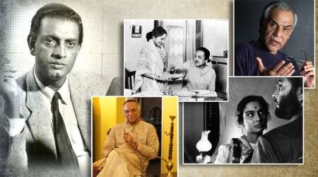 Madhabi Mukherjee, satyajit ray, satyajitray 100 birthday, satyajit ray birth anniversary, sunday eye, eye 2020, indianexpress.com, satyajit ray's actors on ray, barun chadha, mamata shankar,