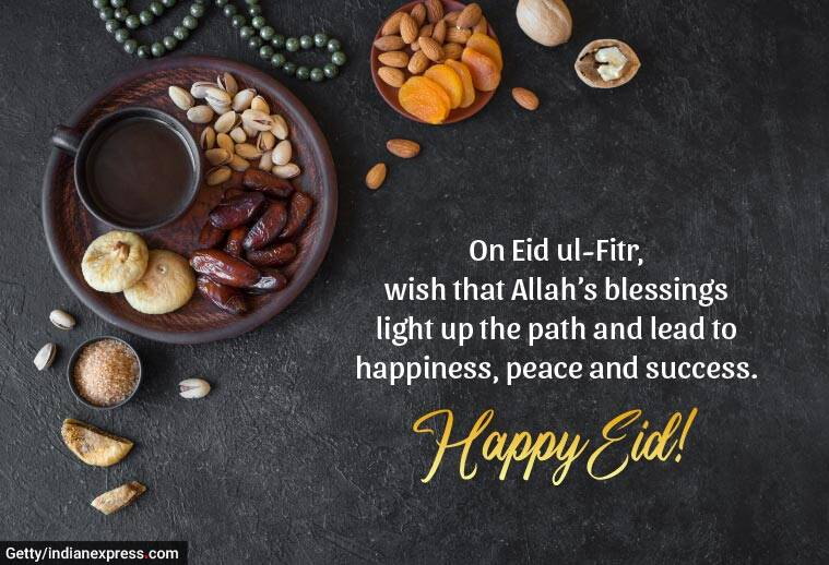 Happy Eid-ul-Fitr 2020: Eid Mubarak Wishes images, quotes, status, messages, photos, pics, and greetings
