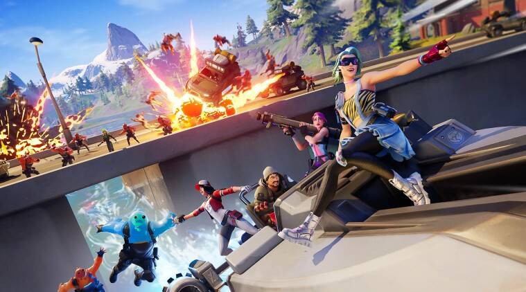 Unreal Engine 5, Epic games unreal engine 5, PS5, Unreal engine, Fortnite, PS5 release date, gaming, xbox series X