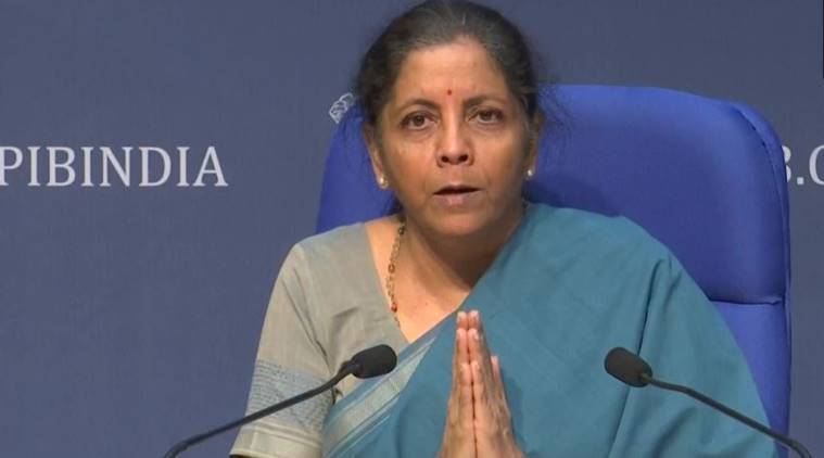 Rahul Gandhi's act of speaking for migrant labourers is drama: Nirmala Sitharaman