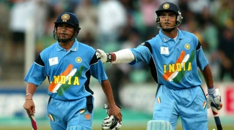 Sachin Tendulkar, Sourav Ganguly, Tendulkar Ganguly partnership, most 100 plus partnership in odis, most runs in odis by pair, Sourav Ganguly funny, new cricket rules, new fielding restrictions, cricket news