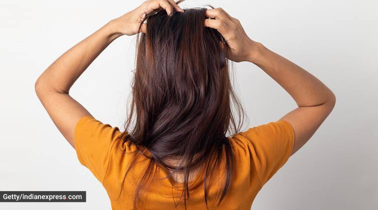 dry shampoo DIY for summer hair, hair care, cleaning the hair in summers, indian express, indian express news