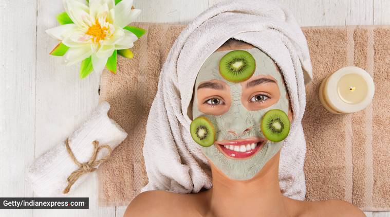 Bring the salon home with this DIY fruit facial