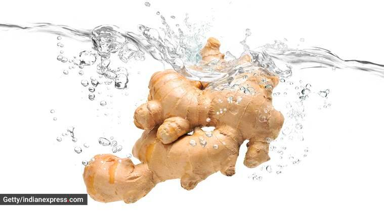 ginger water, what is ginger water, health benefits of ginger water, ginger water for weight loss, health, indian express, indian express news
