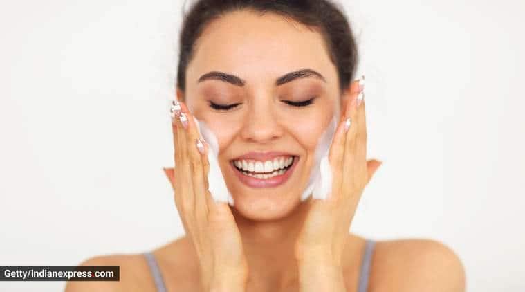 skincare in summer, skincare for oily skin in summer, managing oily skin, indian express, indian express news