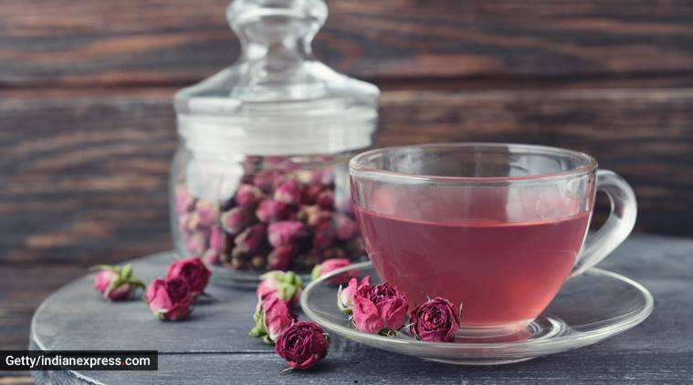 rose tea, weight loss, what is rose tea, rose tea health benefits, health, indian express, indian express news