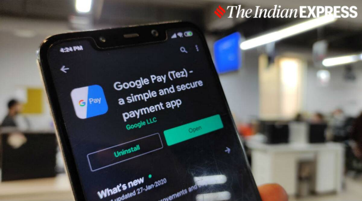 Google Pay app removed from Apple's App Store to fix an issue - The Indian Express