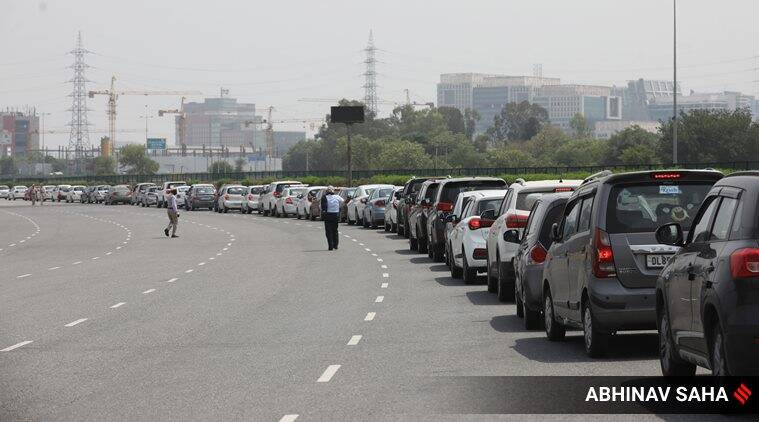 Gurgaon lifts border restrictions