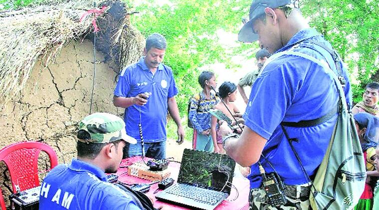 As communications failed post-Amphan, HAM radio club tuned in to save the day