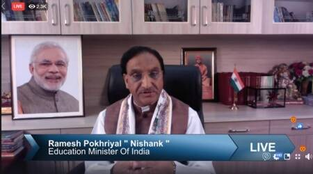 school reopen, school open, new school session, school admission, HRD Minister, HRD Minister goes live, Education Minister goes live, teacher weinar, education news