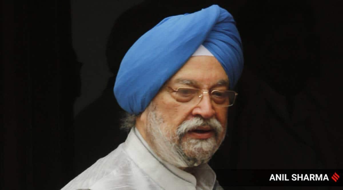 domestic flights, Aarogya setu app, Hardeep Singh Puri, states disagree, Indian express news