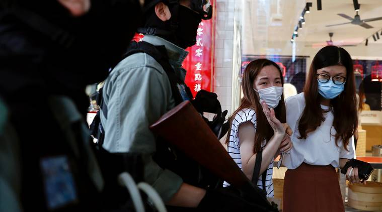 Why China's proposal for national security law is fueling protests in Hong Kong