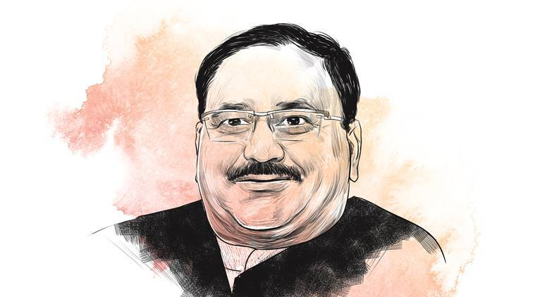 J P Nadda, upcoming MP election, Cabinet expansion, BJP government, indian express news