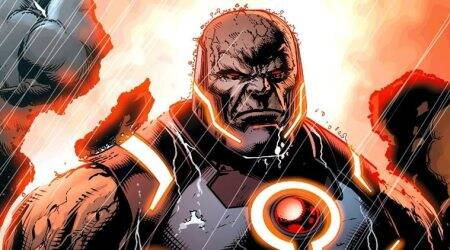 justice league snyder cut Darkseid