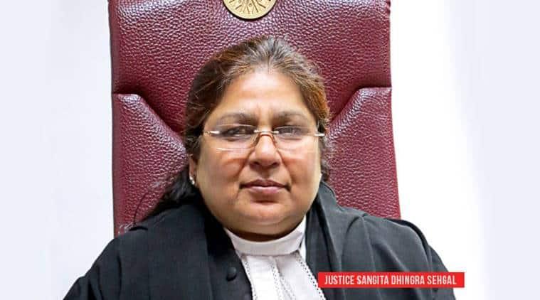 Justice Sangita Dhingra Sehgal, Justice Sangita Dhingra Sehgal resigns, Justice Sangita Dhingra Sehgal delhi high court judge, Justice Sangita Dhingra Sehgal president of consumer redressal commission, delhi city news