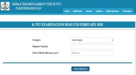 KTET result, kerala tet result direct link, Kerala TET february 2020 result, ktet.kerala.gov.in, keralapareekshabhavan.in, employment news, sarkari naukri, sarkari naukri result, govt job