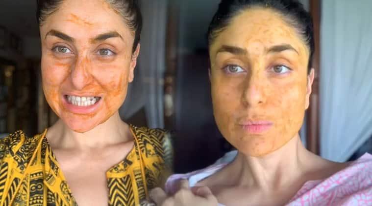 kareena kapoor, nisha sareen face mask, nisha sareen face pack, face packs, nisha sareen, kareena kapoor khan beauty secret, how to get glowing skin, indianexpress.com, indianexpress,