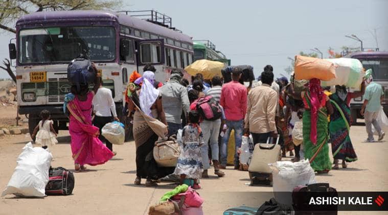maharashtra shramik special trains, shramik special trains migrant labourers, railway minister maharashtra govt spat