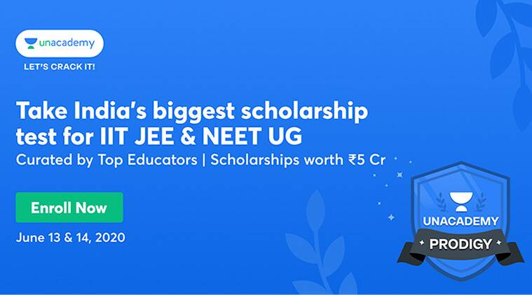 Unacademy to Conduct Free Scholarship Test