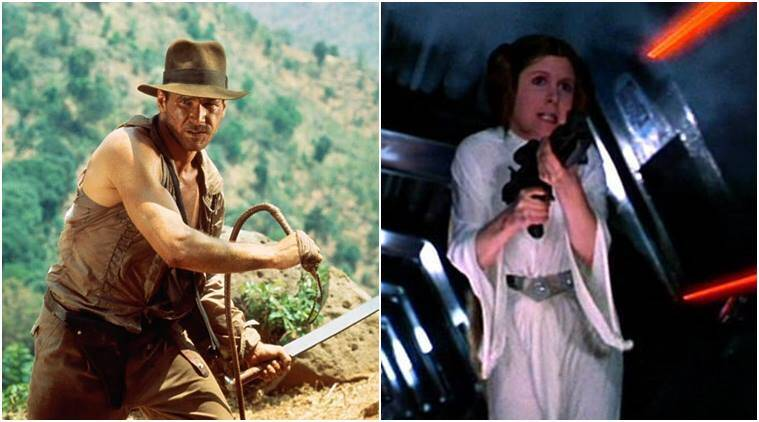Lucasfilm indiana jones and star wars series