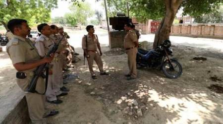 Former Mehsana SP transferred, Gujarat Reserve Police Force, illicit liquor, Gujarat news, indian express news