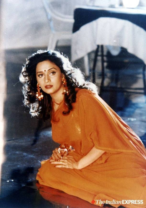 Madhuri Dixit old photos