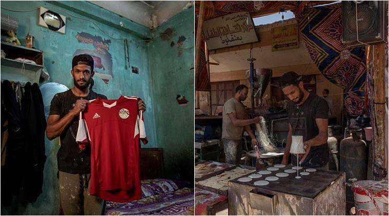 Mahrous Mahmoud, Mahrous Mahmoud egypt footballer, Mahrous Mahmoud street vendor, covid 19 effect on football, football news