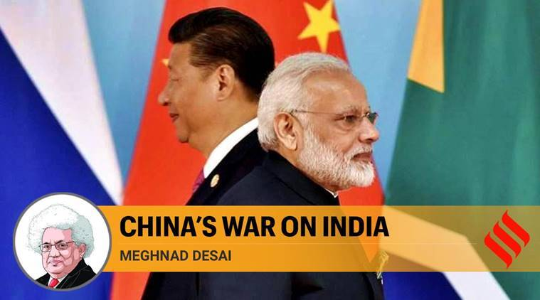 China's war on India: Xi is playing for high stakes for another major plank in Chinese nationalism