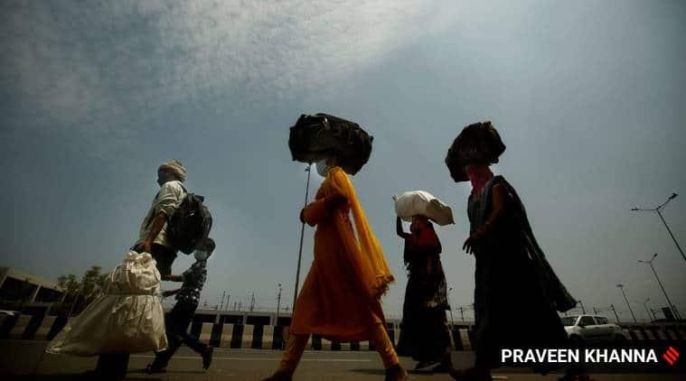 Money deposited for migrants' travel be disbursed to family members of five deceased workers: SC