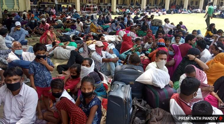Migrants new virus cluster in Uttar Pradesh: After Barabanki, it's now Jaunpur