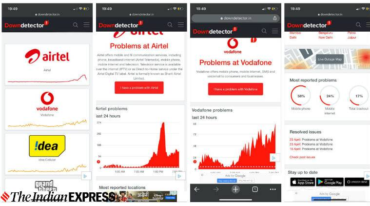 Cyclone Amphan, Cyclone Amphan airtel networks down, Cyclone Amphan vodafone networks down, Cyclone Amphan jio networks down, Cyclone Amphan BSNL networks down