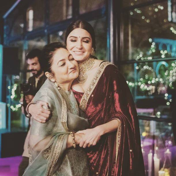 anushka sharma mothers day post