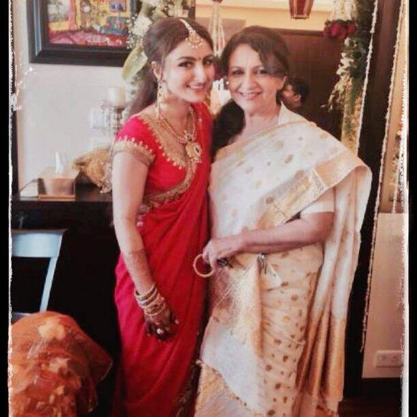 soha ali khan mothers day
