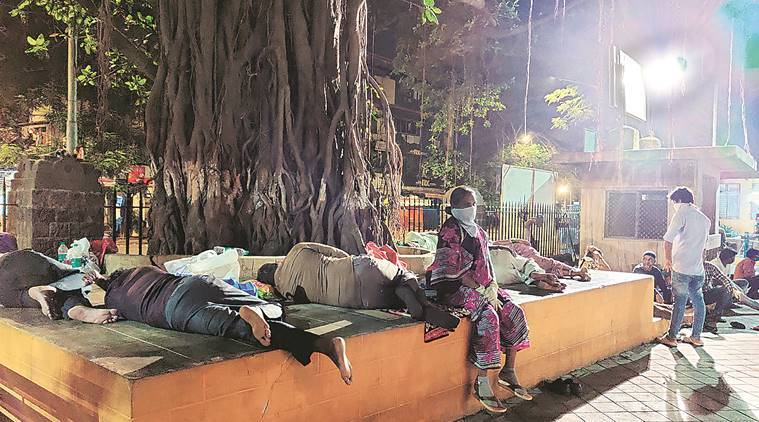 KEM Hospital: Through the night, in Mumbai's Ground Zero ward ...