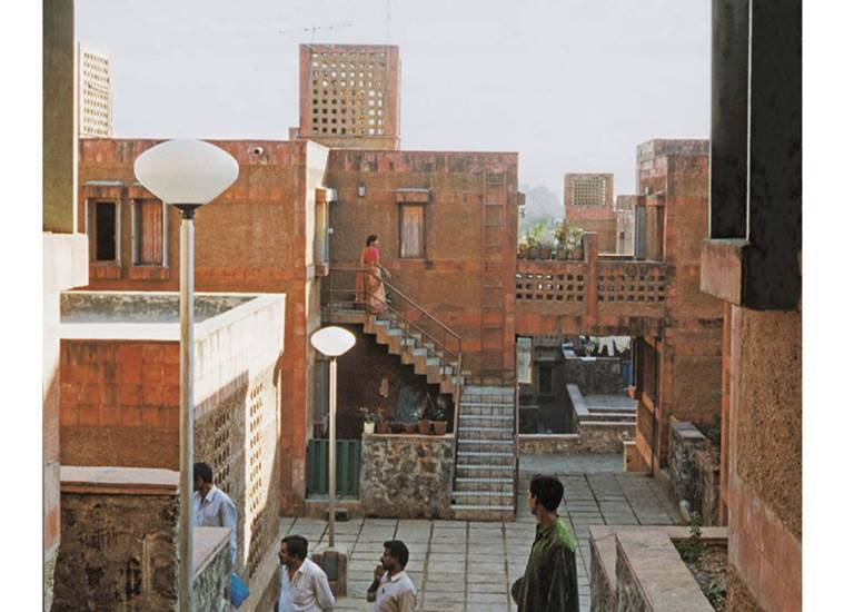 post-COVID world, architecture, urban design, Architect-urban designer Raj Rewal, indian express, indian express news