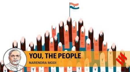 Narendra Modi, PM Modi letter to nation, PM Modi writes, BJP government, Narendra Modi government, Prime Minister Narendra Modi column, Express Opinion, Indian Express