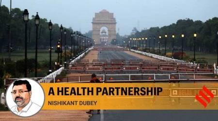India coronavirus cases, coronavirus cases in India, India's healthcare, India lockdown, Nishikant dubey writes, Express Opinion, Indian Express