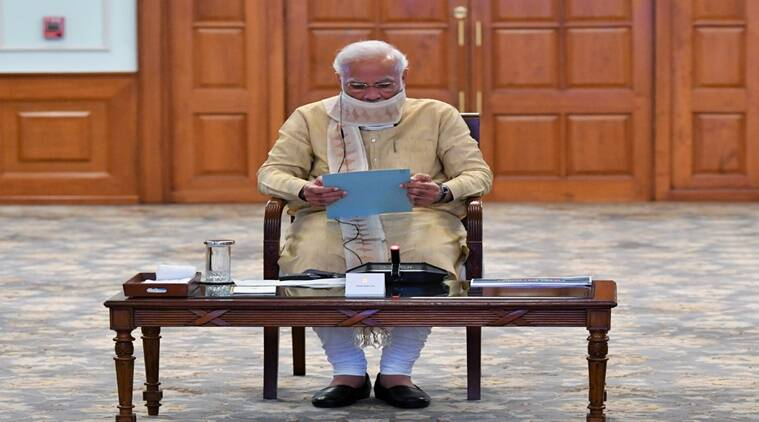 Prime Minister Narendra Modi, National Education Policy, online education, review meeting, schools, lockdown 3, HRD Ministry, education news
