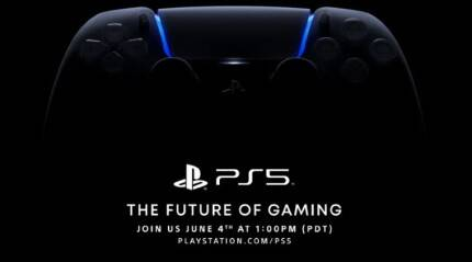 Sony sets PlayStation 5 event on June 4