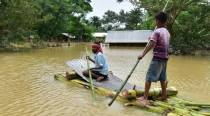 Assam floods: 6 dead, over 3.7 lakh affected; situation expected to improve