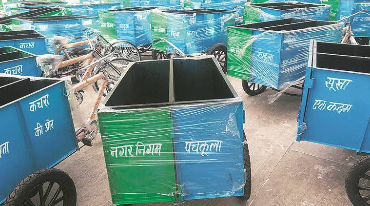 Panchkula becomes the only city to get zero stars in garbage free star rankings
