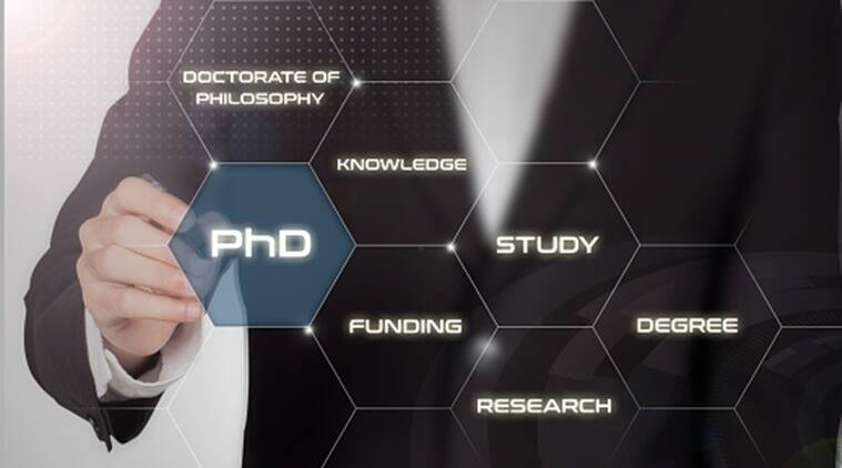List of PhD scholarships in India
