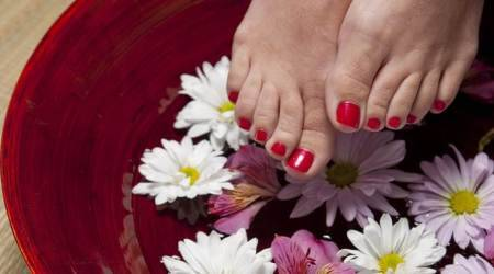 pedicure, pedicure at home, things to keep in mind before a pedicure session at home, indian express, indian express news