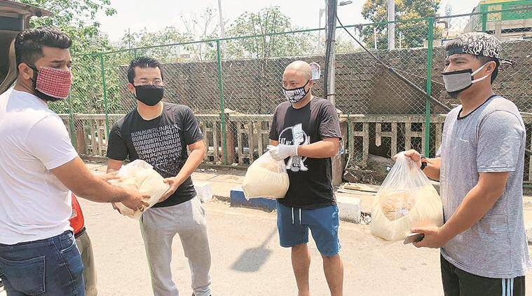 Pune residents, coronavirus cases, containment zone in Pune, Pune news, Indian express news