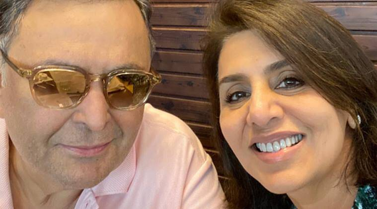 neetu kapoor rishi kapoor photo