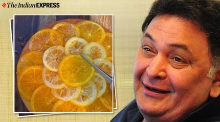 citrus yogurt cake, rishi kapoor favourite, vikas khanna recipes, rishi kapoor news, rishi kapoor death, favourite food rishi kapoor, indianexpress.com, indianexpress, lemon cake, lemon cake recipe, citrus fruit recipes, cake recipes, easy cake recipes,
