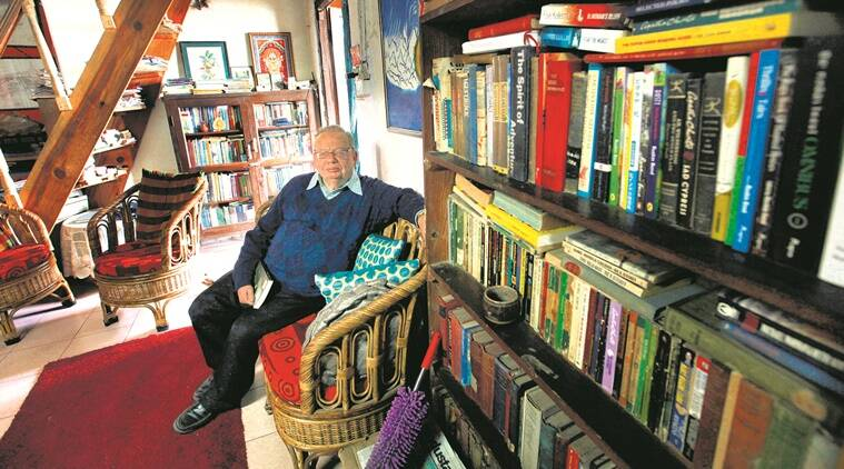 Ruskin Bond, Ruskin Bond books, indianexpress, sundayeye, eye2020, lockdown Ruskin Bond, mussoorie, coronavirus pandemic