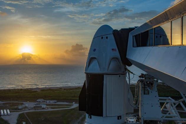 NASA, SpaceX, SpaceX Demo-2 test flight, NASA Demo-2 test flight, NASA ISS, SpaceX flight to ISS, NASA spaceship flight, NASA spaceship flight delayed, SpaceX Demo-2 test flight delayed, Falcon 9 rocket, Crew Dragon