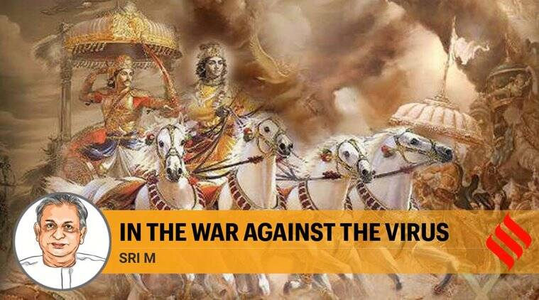 In war against the virus, the Gita offers lessons on how to make your mind your friend