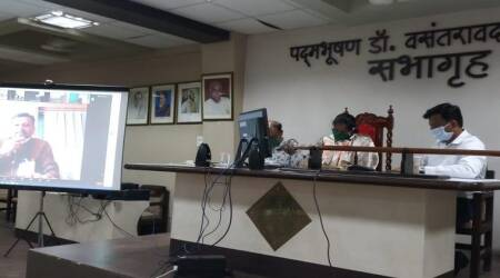 Sangli civic body hold 'first-of-its-kind' general body meeting through video-conferencing